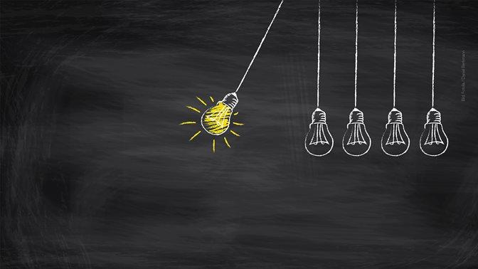 Glühbirne, Themenschwerpunkt Entrepreneurship