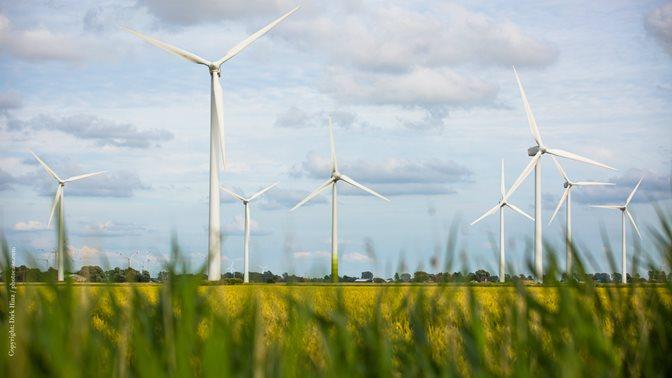 Themenschwerpunkt Energie; Windenergie; Photo/Copyright: Dirk Hinz / photocase.com