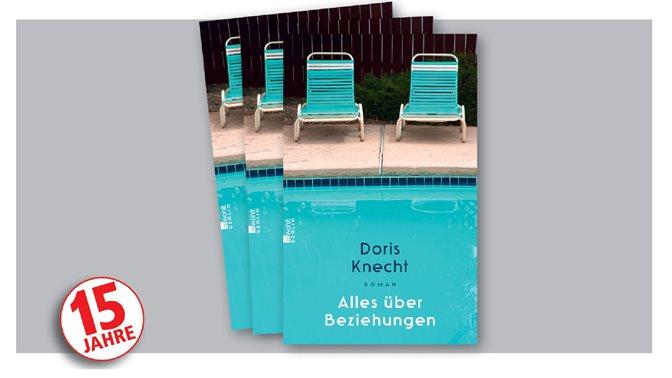 Book cover Doris Knecht