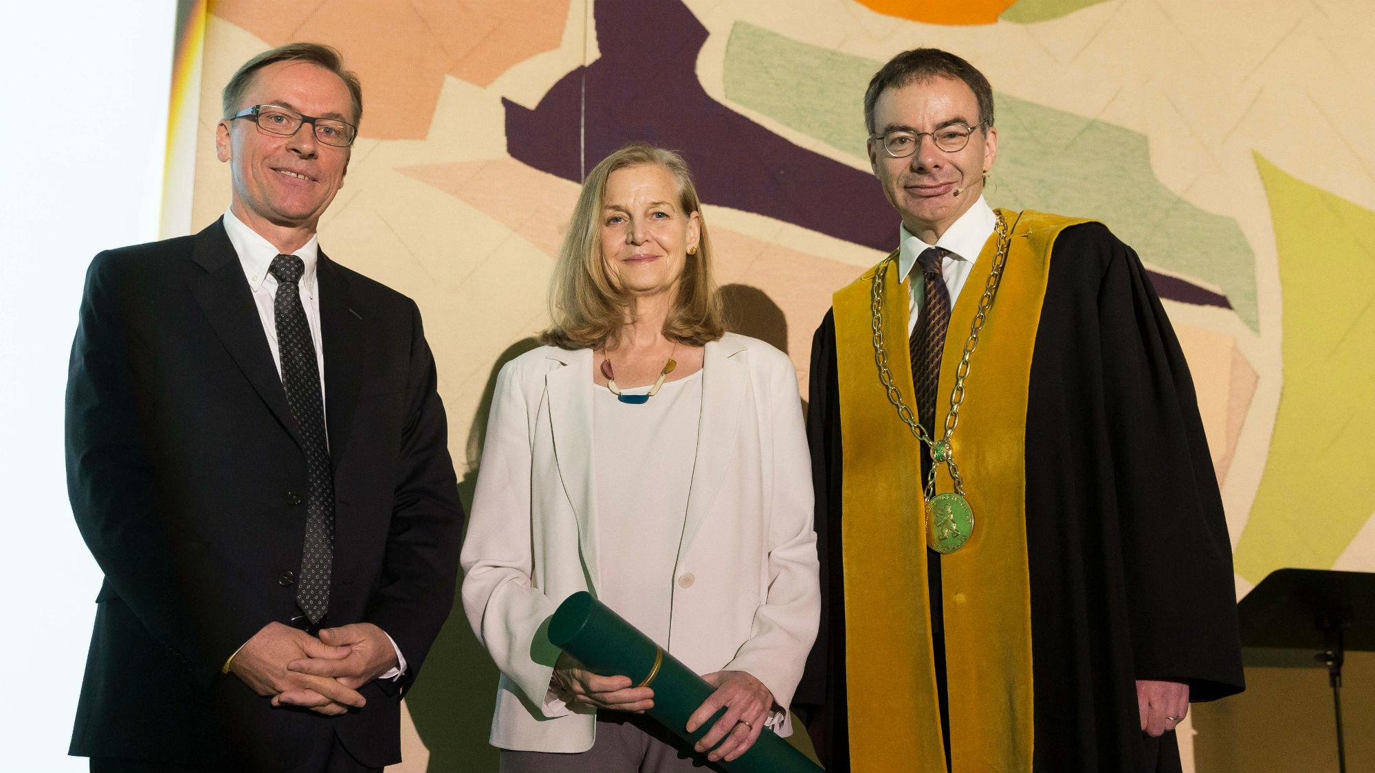Honorary Doctor Martha S. Feldmann